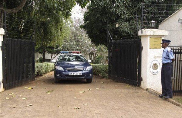 embajada venezuela kenia