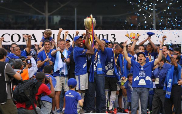 Emelec Campeon 2013