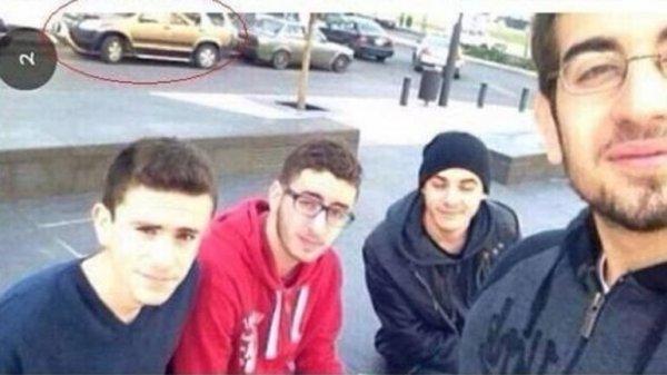 joven líbano