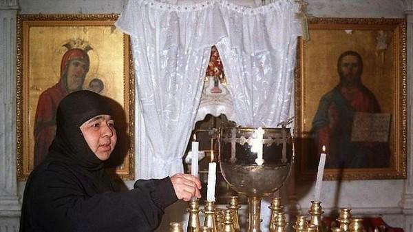 monjas sirias