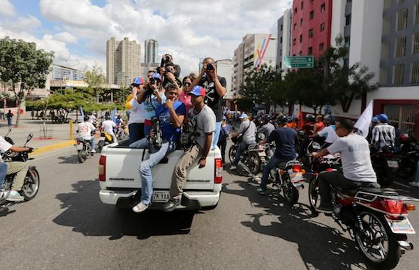 BC-REP-POL VENEZUELA-ELECCIONES ANÁLISIS