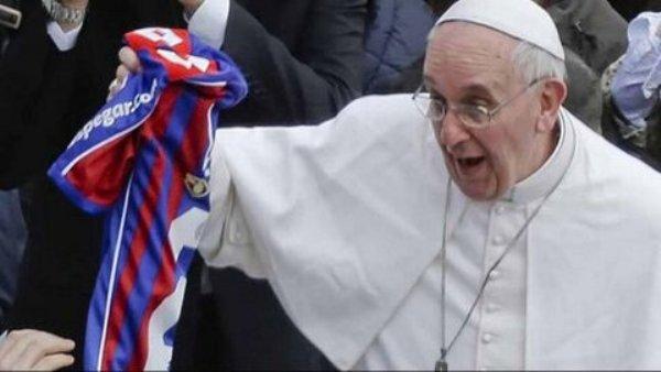 papa san lorenzo