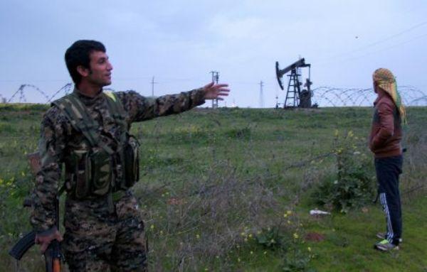 petrolera siria
