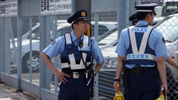 policia japon