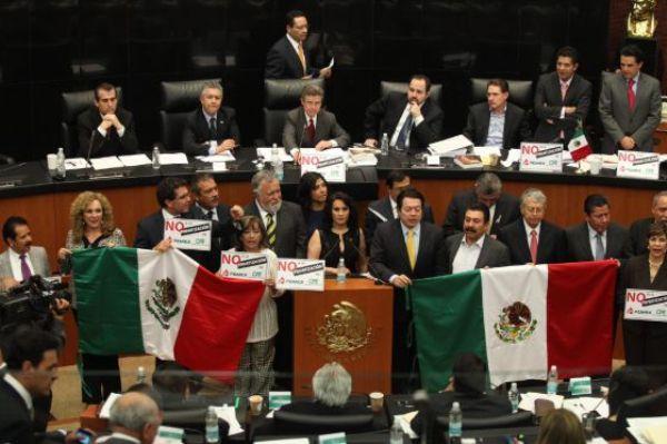 senado mexicano