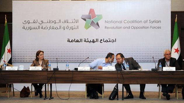 Coalición nacional Siria