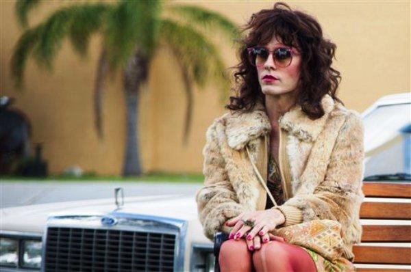 """Jared Leto como Rayon en una escena de la película """"Dallas Buyers Club"""" (AP Foto/Focus Features, Anne Marie Fox)"""