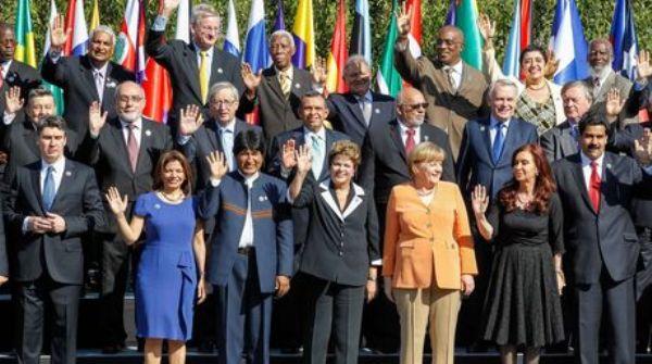 II Cumbre de la Celac