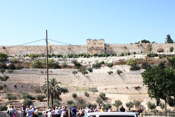 Jersusalen muro