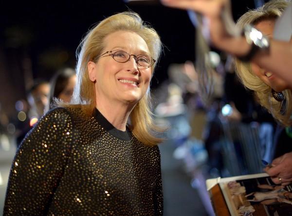 Mery Streep. Foto de Archivo, La República.