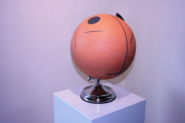 Patiño globo naranja