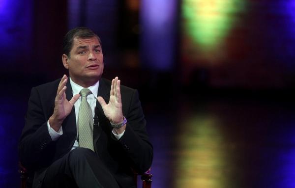 Rafael Correa 1