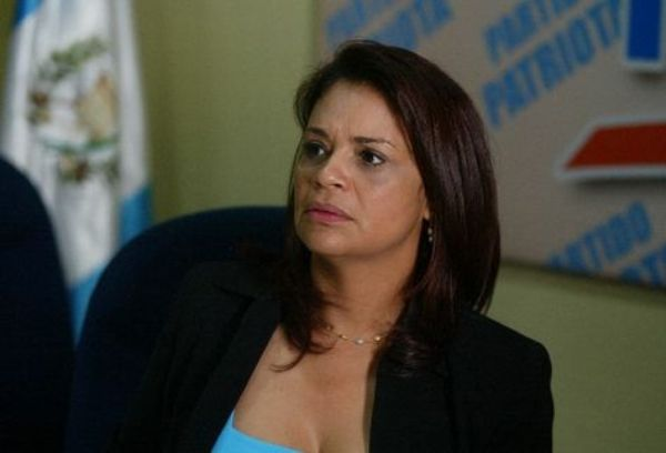 Roxana Baldetti