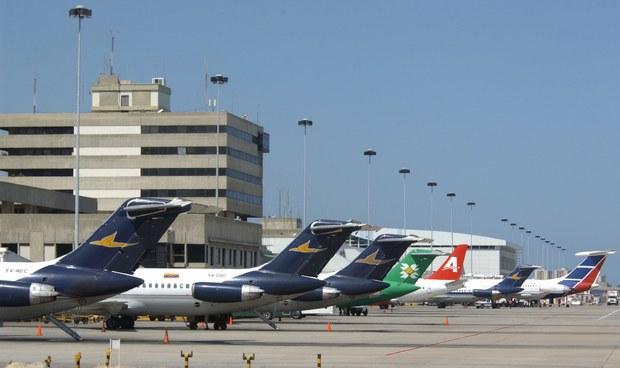 Aeropuerto Internacional. Foto de Archivo, La República.