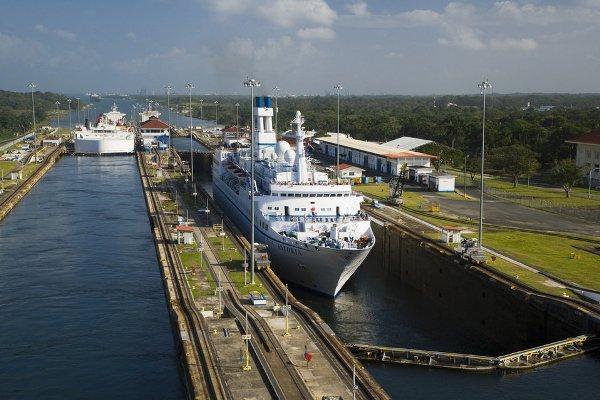 Canal de Panamá. Foto de Archivo, La República.
