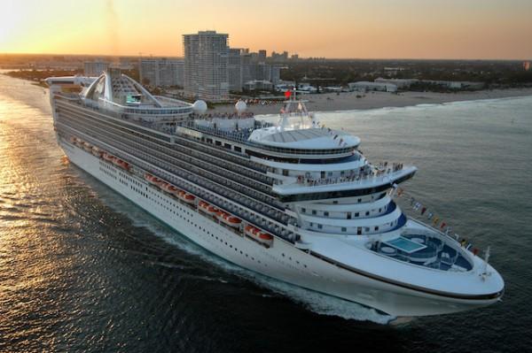(Foto AP Photo/Princess Cruises, Andy Newman, Archivo)