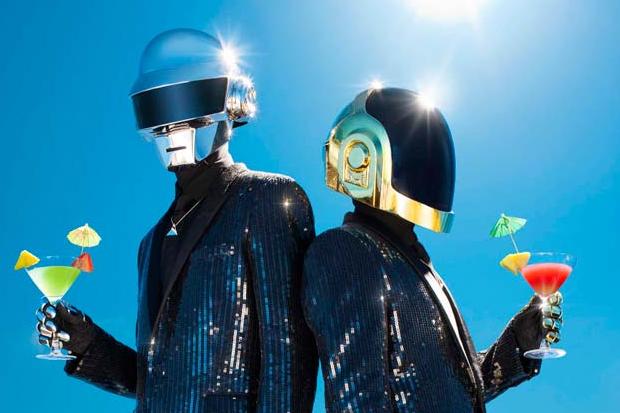 Grammy de Daft Punk llena de orgullo a Francia
