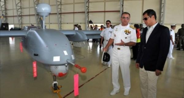 drones ecuatorianos