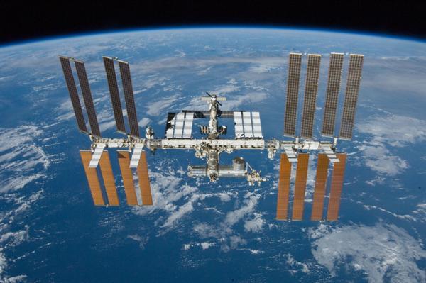 Estación Espacial Internacional. Foto de Archivo, La República.