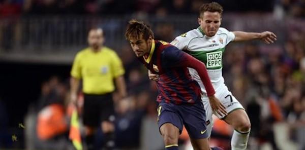Neymar, Aaron Niguez