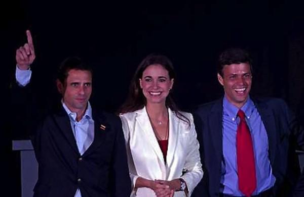 VENEZUELA-POLITIC-ELECTION-OPPOSITION