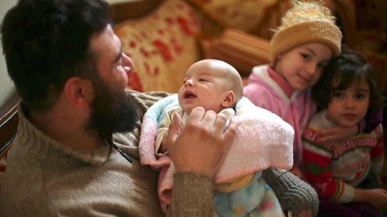 otro bebe sirio