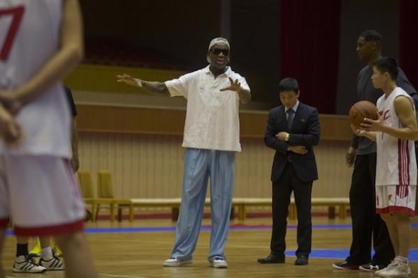 Dennis Rodman, Charles D. Smith