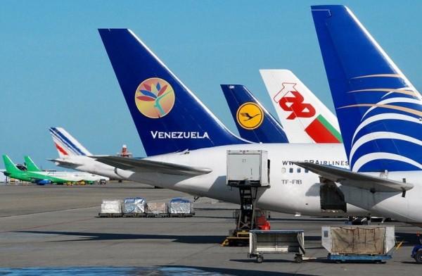 venezuela avion