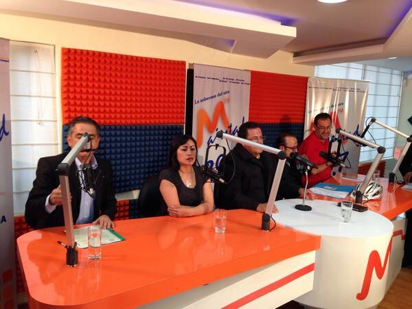 Debate Quito