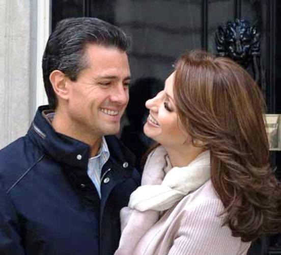 Enrique Peña dia del amor