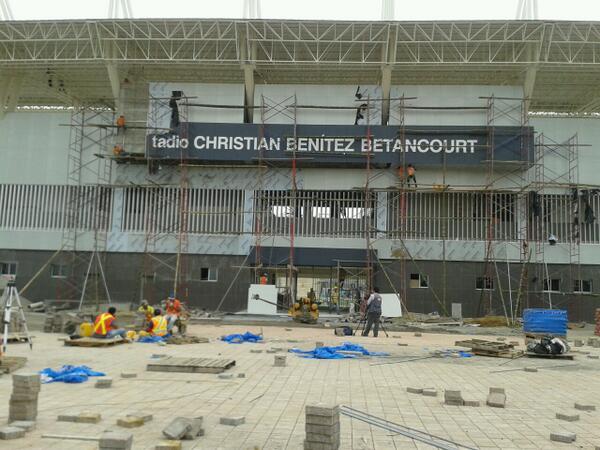 Estadio Chrstian Benítez