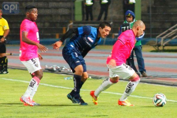 Olmedo-Independiente 2014 normal