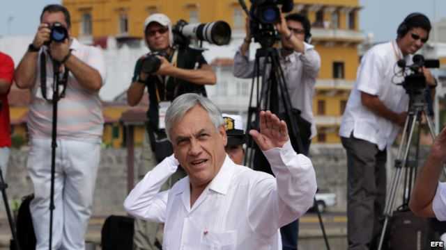 El expresidente de Chile, Sebastián Piñera. Foto de Archivo: La República.