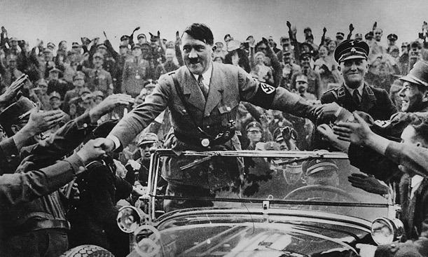 Adolf Hitler. Foto de Archivo, La República.