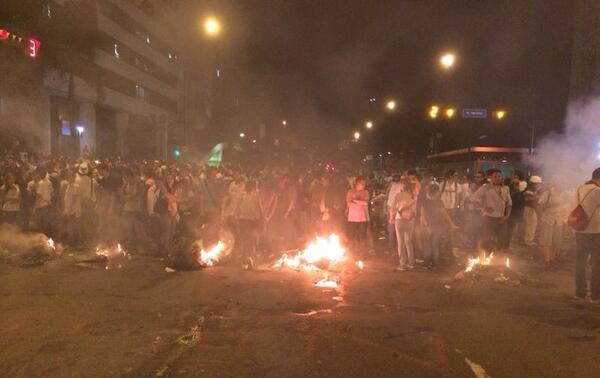 Altamira, 20h00.