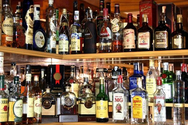 Bebidas alcohólicas. Foto de Archivo, La República.