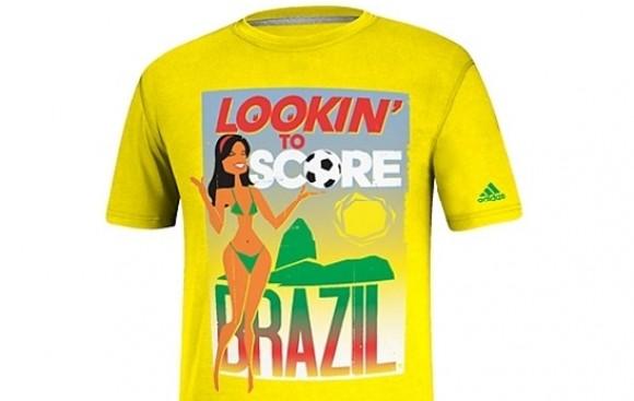 camisetas brasil adidas