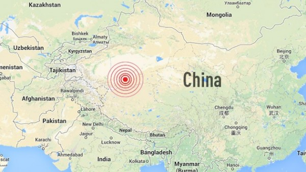china terremoto