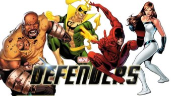 The Defenders, de Marvel.
