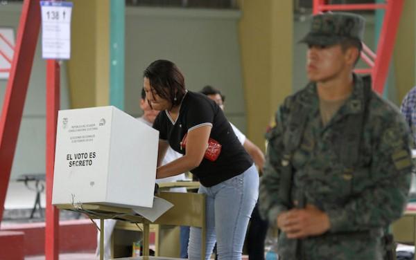 Elecciones. Foto de Archivo, La República.