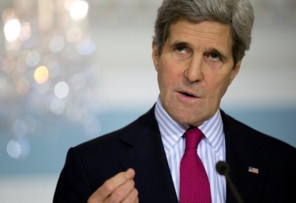 John Kerry. (AP Foto/Carolyn Kaster)