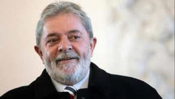 El expresidente de Brasil Lula da Silva da una charla hoy en Guayaquil.