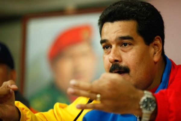 Nicolás Maduro, Presidente de Venezuela. Foto de Archivo: La República.