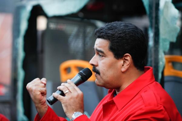 Nicolás Maduro, presidente de Venezuela, Foto de Archivo: La República.