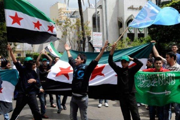 oposicion siria