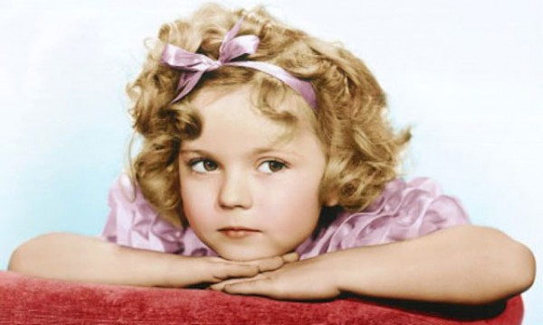 Shirley Temple 1930s