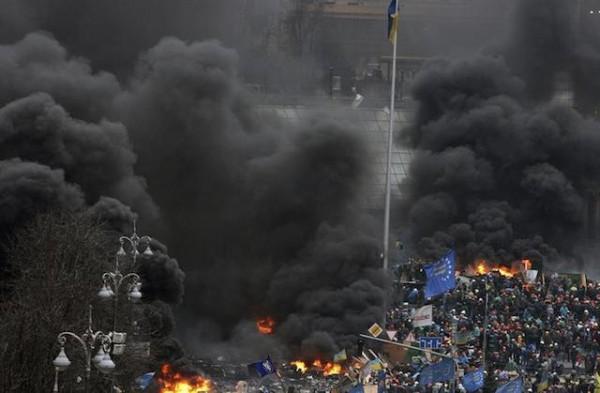 ucrania protestas