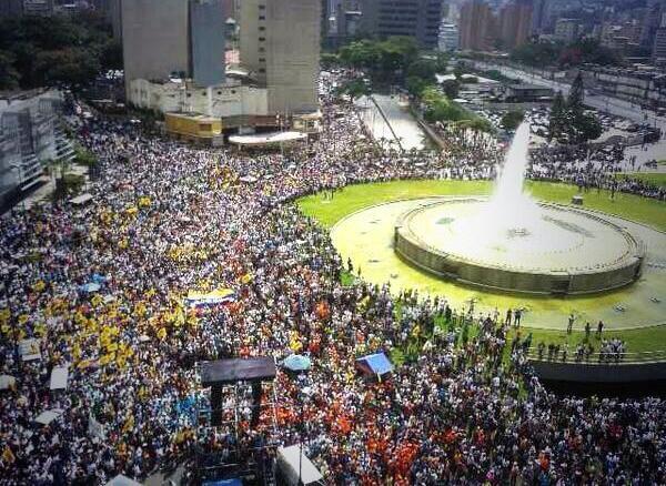 venezuela calle