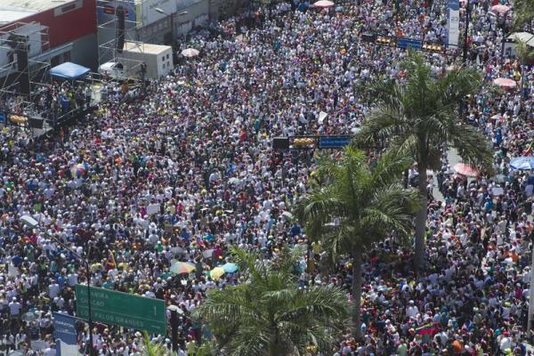 Parque Cristal, Caracas.