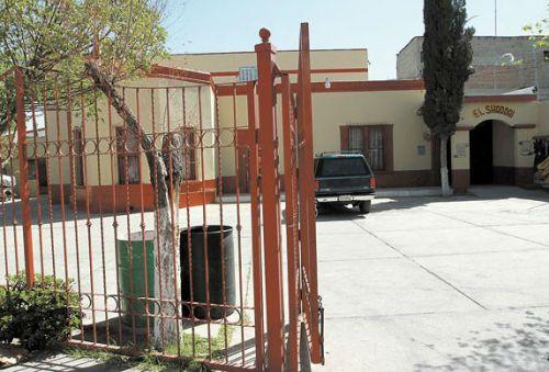 Albergue La Esperanza, en Ciudad Juárez, México, a donde fue enviada Yocelyn. Fue publicada por la sillarota.com